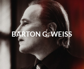 Barton G Weiss