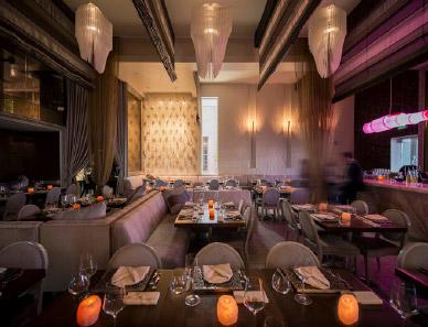 Barton G Los Angeles Restaurant