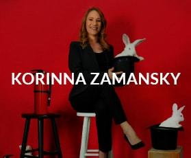 Korinna Zamansky